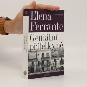 náhled knihy - Geniální přítelkyně. 1. díl