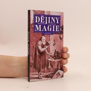 náhled knihy - Dějiny magie