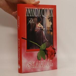 náhled knihy - Skandál