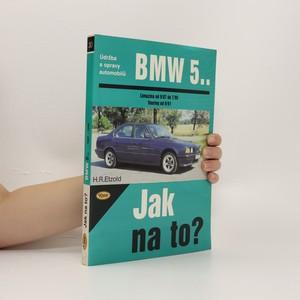náhled knihy - Údržba a opravy automobilů BMW 5..
