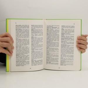 antikvární kniha Psychologický slovník, 1994