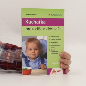 náhled knihy - Kuchařka pro rodiče malých dětí