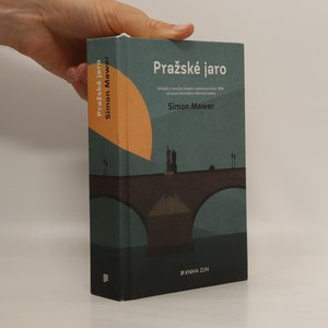 náhled knihy - Pražské jaro