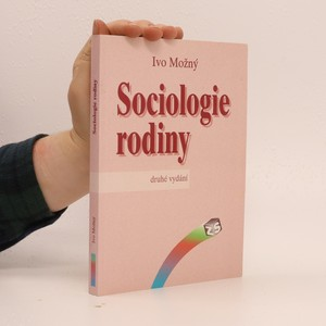 náhled knihy - Sociologie rodiny
