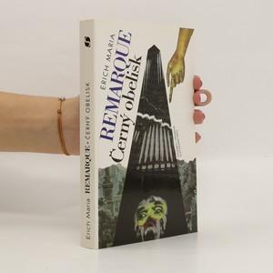 náhled knihy - Černý obelisk