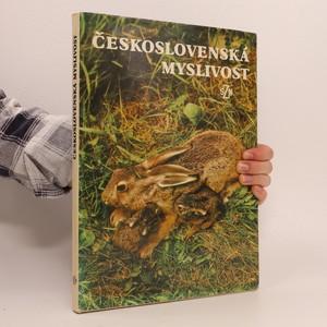 náhled knihy - Československá myslivost