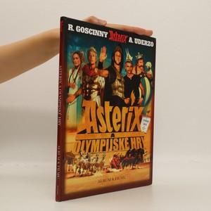 náhled knihy - Asterix a olympijské hry : album k filmu