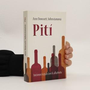 náhled knihy - Pití : intimní vztah žen k alkoholu