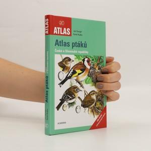 náhled knihy - Atlas ptáků České a Slovenské republiky