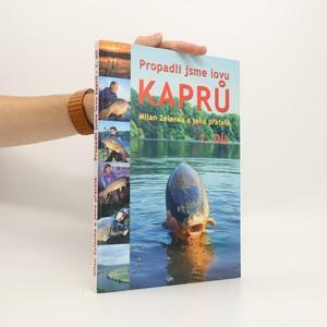 náhled knihy - Propadli jsme lovu kaprů – 1. díl