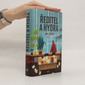 náhled knihy - Ředitel a hydra