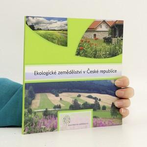 náhled knihy - Ekologické zemědělství v České republice