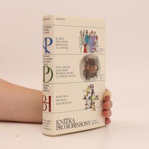 náhled knihy - Knížka pro Robinsony (a taky pro Pátky)