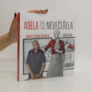 náhled knihy - Adéla ještě nevečeřela