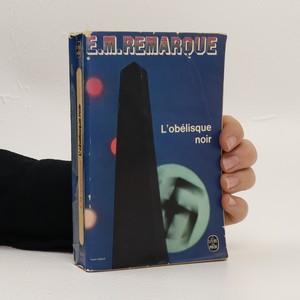 náhled knihy - L'obélisque noir