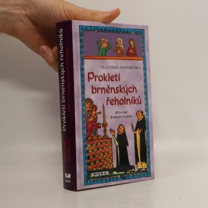 náhled knihy - Prokletí brněnských řeholníků