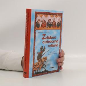 náhled knihy - Zdislava a ztracená relikvie