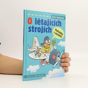 náhled knihy - O létajících strojích : pohádky z povětří