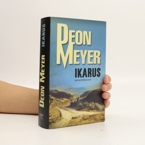 náhled knihy - Ikarus : krimithriller