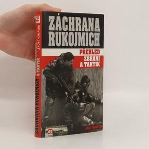 náhled knihy - Záchrana rukojmích. Přehled zbraní a taktik