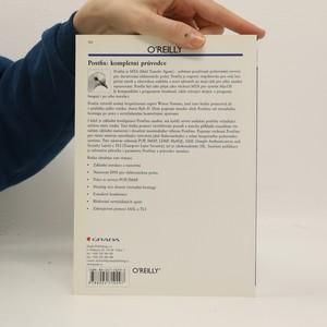 antikvární kniha Postfix komplektní průvodce, 2004