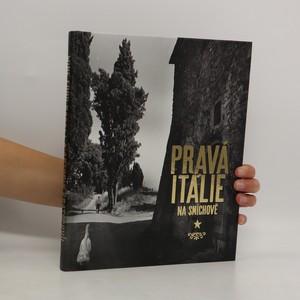 náhled knihy - Pravá Itálie na Smíchově
