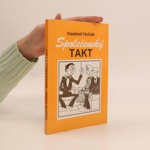 náhled knihy - Společenský takt