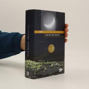 náhled knihy - 1Q84. Kniha 1. a 2.