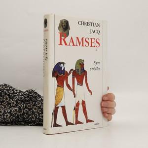 náhled knihy - Ramses. [1], Syn světla