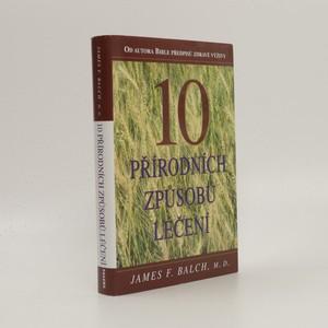náhled knihy - 10 přírodních způsobů léčení