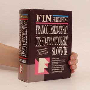 náhled knihy - Francouzsko-český, česko-francouzský slovník
