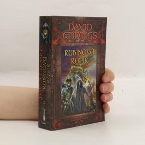 náhled knihy - Rubínový rytíř