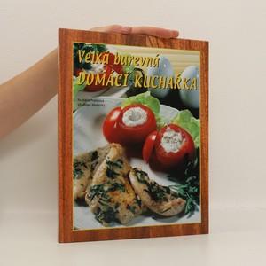náhled knihy - Velká barevná domácí kuchařka