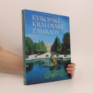 náhled knihy - Evropské královské zahrady