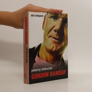 náhled knihy - Pekelný šéfkuchař Gordon Ramsay