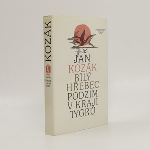 náhled knihy - Bílý hřebec : Podzim v kraji tygrů