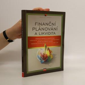 náhled knihy - Finanční plánování a likvidita