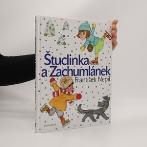 náhled knihy - Štuclinka a Zachumlánek