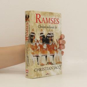 náhled knihy - Ramses : Chrám milionů let
