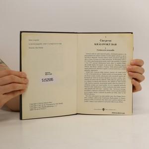 antikvární kniha Rej dýk. Dýka s červenou lilií, 2011