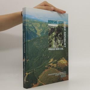 náhled knihy - Horské lesy České republiky