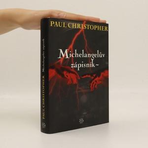 náhled knihy - Michelangelův zápisník