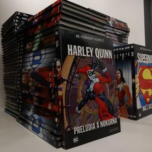 náhled knihy - DC komiksový komplet (komplet, 100 svazků)