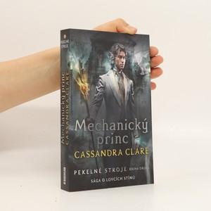 náhled knihy - Mechanický princ