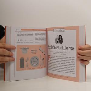 antikvární kniha Průvodce dívky absolutně vším, neuveden