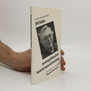 náhled knihy - Příběh neúspěšného tenorsaxofonisty