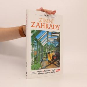 náhled knihy - Zimní zahrady