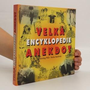 náhled knihy - Velká encyklopedie anekdot