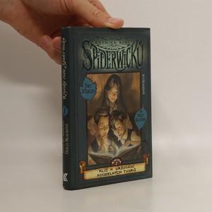 náhled knihy - Kronika rodu Spiderwicků. Kniha 1, Klíč k určování kouzelných tvorů