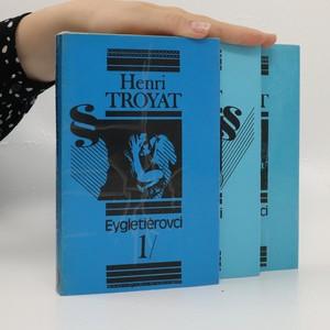 náhled knihy - Eygletièrovci 1-3 (slovensky)